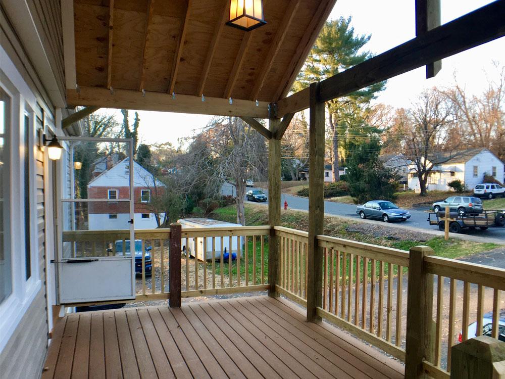 BSE-Porch